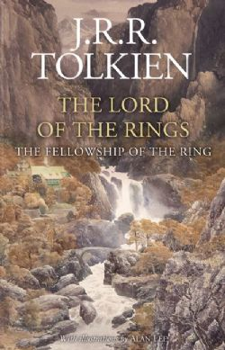 LORD OF THE RINGS, THE -  THE FELLOWSHIP OF THE RING [ILLUSTRATED EDITION]